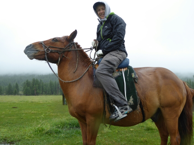 Central Mongolia Part Two – Horse Trekking