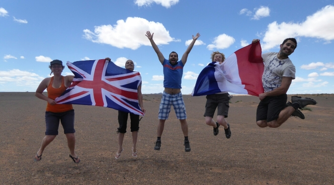 A few more pics from the Gobi trip