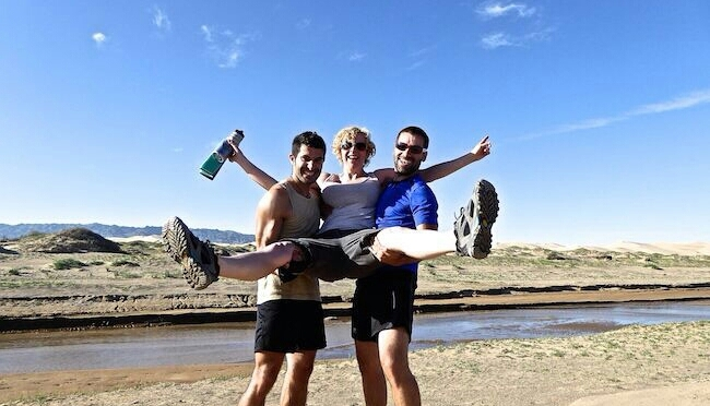 Trip to the Gobi Desert – Part Three – Khongoryn Els Sand Dunes and a local  Nadaam Festival