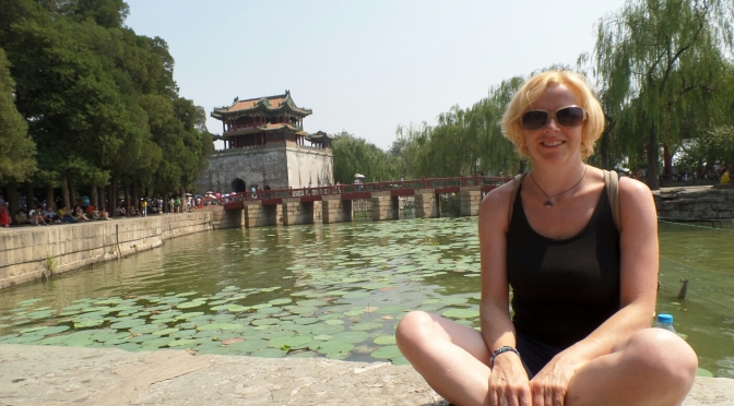 Beijing – a rooftop party and The Summer Palace