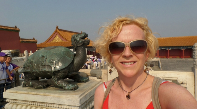 Beijing's Forbidden City and a wander around the hutongs