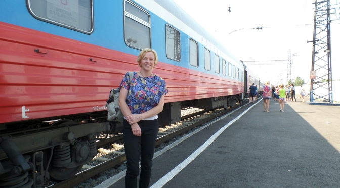 Last leg of the Trans Siberian and my thoughts on the experience