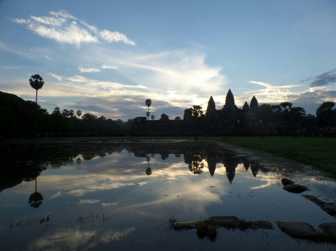 Angkor Wat and the surrounding temples, Cambodia